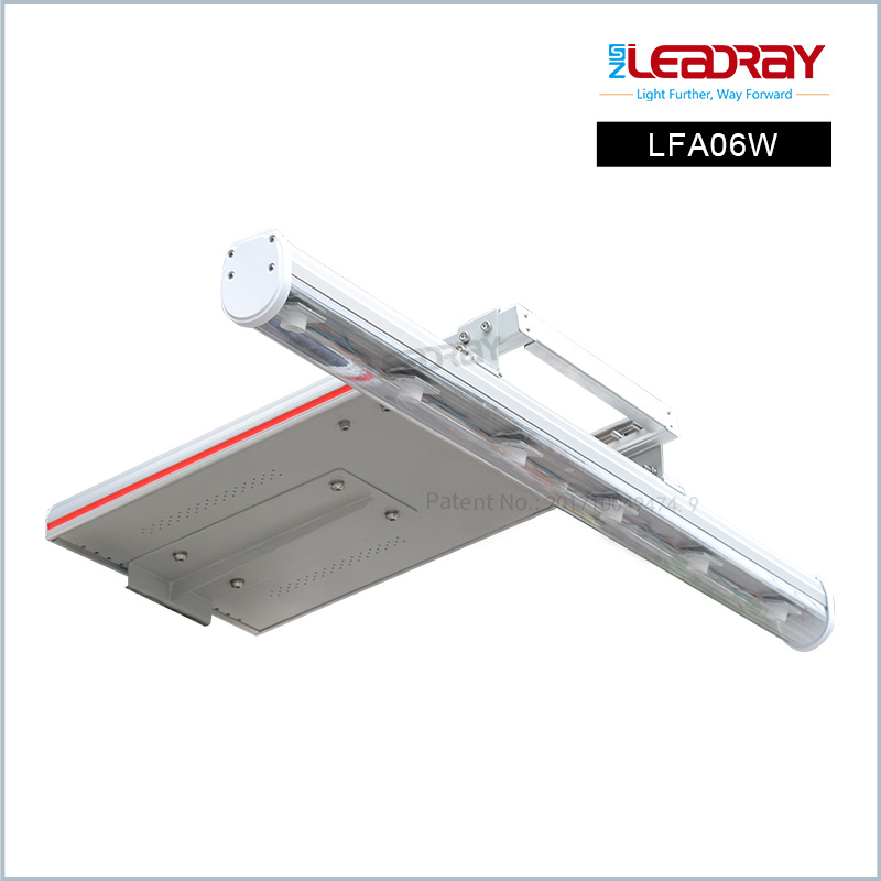 Integrated Solar Powered LED Billboard Advertising Lights LFA06W