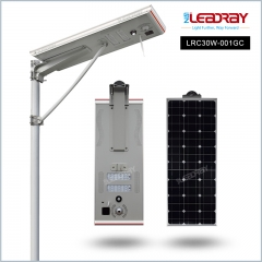 Led sun street light china