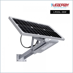 36W Solar LED Bat Light
